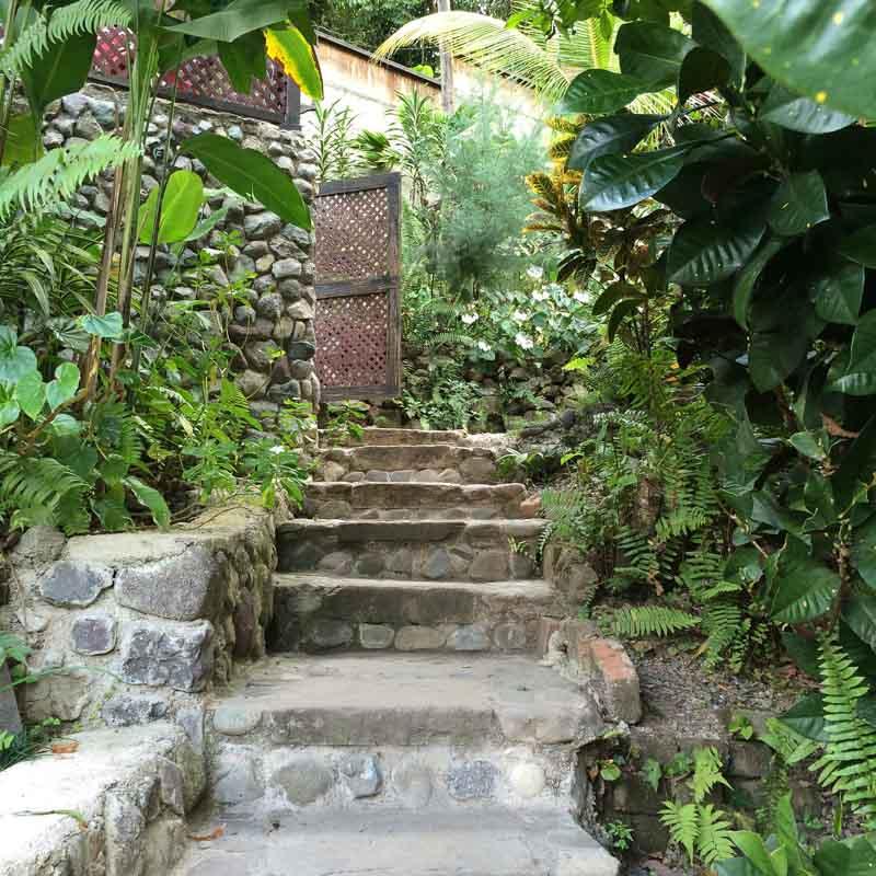 Steps Toward Cabins