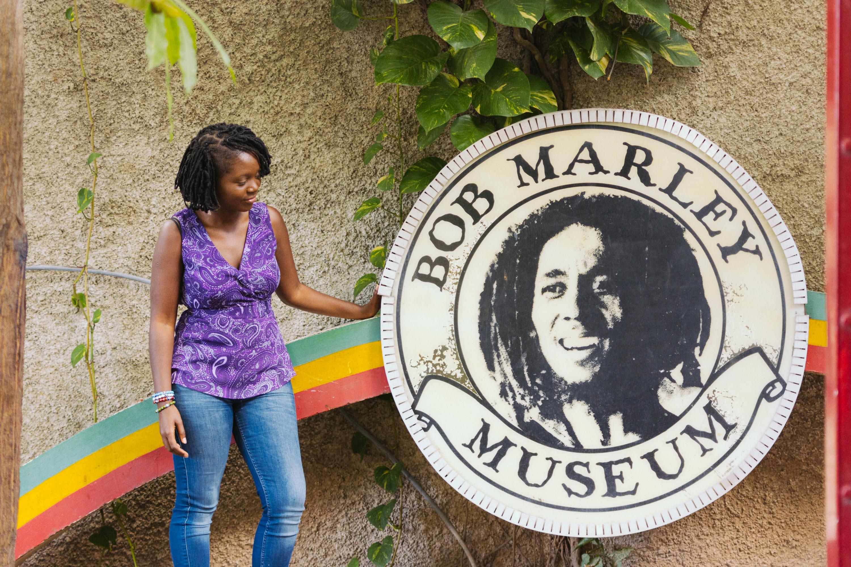 Afbeeldingsresultaat voor Bob marley museum